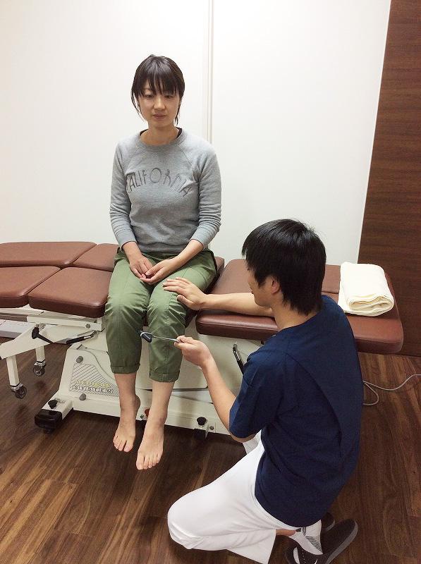 草津 整体jumpの神経学的検査