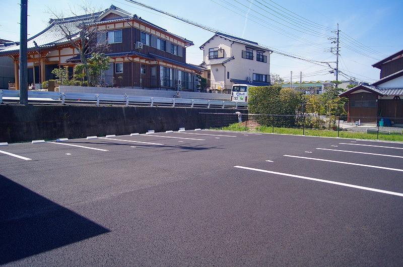 草津 整体Jumpの駐車場