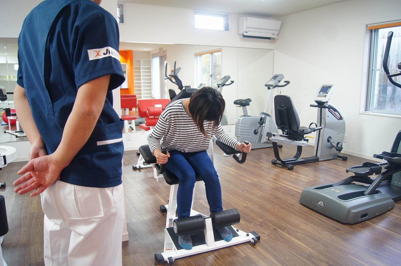 筋肉のトレーニング