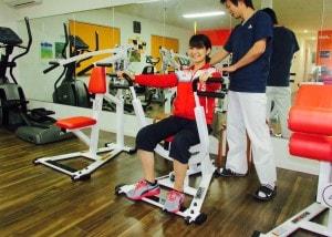 トレーニングジム1