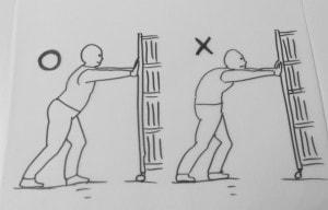 腰使い方8