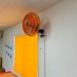 草津Jump 扇風機 コロナ対策